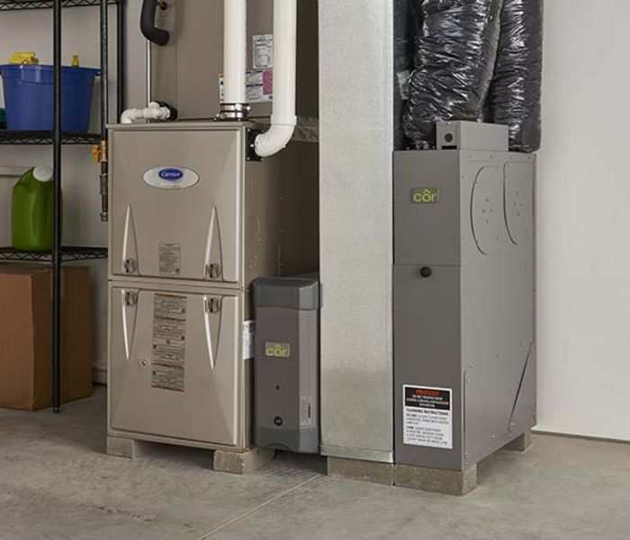 heating maintenance in The Woodlands